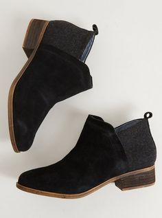 6d0d2347251 TOMS Deia Ankle Boot - Women s Shoes in Black