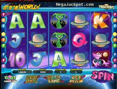 Start playing slot machines for free! Get started today by playing free slots machines at Mega Jackpot! https://www.megajackpot.com/games/outofthisworld/