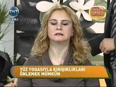 Yüz Yogası - Feride Mehtizade 1 - YouTube