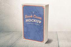6 x 9 Mass Market Paperback 3D Book Mockup via @covervault