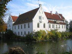 Dybäcks slott Skåne, Sverige