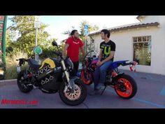 ▶ 2014 Brammo Empulse R Review - YouTube