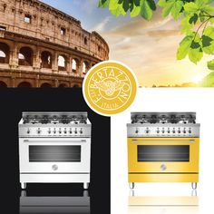 Whether your kitchen is compact or spacious, contemporary or traditional, Bertazzoni has the cooking machine package to suit. Oven, Kitchen Appliances, Colours, Traditional, Contemporary, Pictures, Home Decor, Italia, Diy Kitchen Appliances
