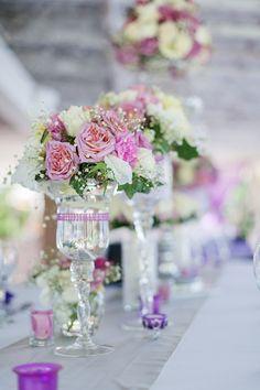 Purple wedding decoration| Venue Kukua Punta Cana| Decor Begokua