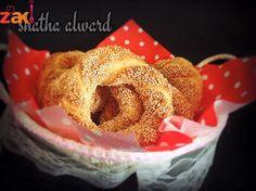 خبز السميط التركي وبالخطوات المصورة