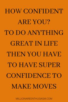 Be confident to fight those battles #howtobeconfident #selfconfidence #boostconfidence #persistence
