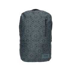 #Incase Shepard Fairey Black & Grey Campus #Backpack #printed #zumiez #shepardfairey