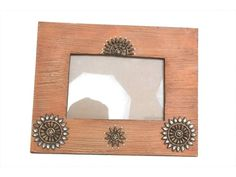 Handmade Paper Mache Wall Hanging Elegant Photo Frame from Ethnic Craftsmen of Rajasthan in India which makes a beautiful Gift and Decor by MatureSourcing on Etsy