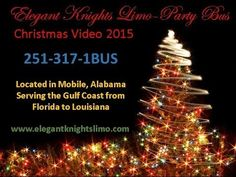 Hello, my name is Mary Taylor, owner of Elegant Knights Limo-Party Bus. Each year we do a Christmas video that features small, local and online businesses. The primary purpose is to advertise FREE for these business in hopes to boost their sales throughout the Holiday season and beyond; putting their business in front of thousands on Google, YouTube, Twitter, Facebook, and other social media.    Just send a photo of your digital business card along with your business name, City, State, Phone…