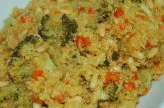 My Quinoa with Turmeric, Peppers, Onions and Broccoli is a quick and easy meal to prepare and eat post workout, or anytime. After a race or intense workout, I do 2 things to help my body recover : ...