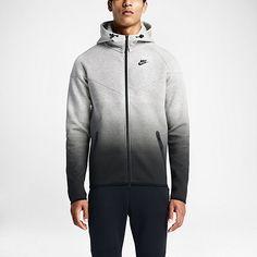 Nike Tech Fleece Fade Windrunner Men's Hoodie. Nike Store