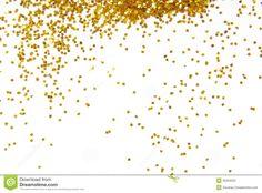 golden-glitter-frame-background-white-36304522.jpg (1300×960)
