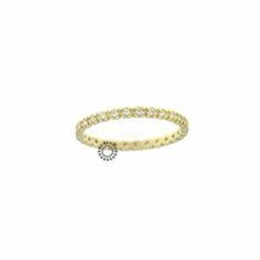 Λεπτό μοντέρνο ολόβερο γυναικείο δαχτυλίδι χρυσό Κ14 με συνεχόμενες πέτρες  σειρέ παραγγελία σε όλα τα νούμερα 16584cecea0