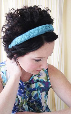alisaburke: braided headbands