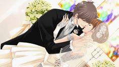 A wedding. Masaomi x Ema