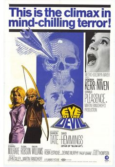 Eye Of The Devil (1966) A forbidding French chateau and its surrounding…