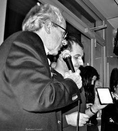 Giorgio Lonardi, co-fondatore LIte Editions e Angelo Russo, direttore Mondadori Multistore di via D'Azeglio - photo Barbara Gozzi©