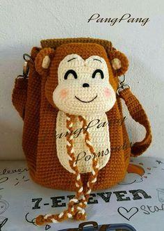 Image gallery – page 196188127503859211 – artofit – Artofit Crochet Backpack, Bag Crochet, Crochet Shell Stitch, Backpack Pattern, Crochet Handbags, Crochet Purses, Crochet Crafts, Crochet Toys, Crochet Stitches