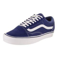 0bc9f1dc8ae Vans Unisex Old Skool Lite (Suede Canvas) Skate Shoe (5)