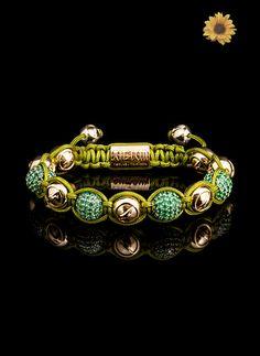 Green Lady #green #lady #summer #grün #armband - http://www.twelvethirteen.com/summer-collection