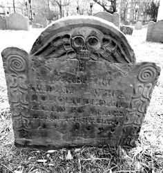 Old Burying Ground in Harvard Square  DiscoverHarvardSquare.com