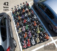 Brompton Bikes - Just Brilliant! I really love my hard-worked little Brompton…