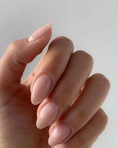 Classy Nails, Stylish Nails, Simple Nails, Simple Elegant Nails, Neutral Nails, Nude Nails, Pink Nails, Nagellack Design, Minimalist Nails