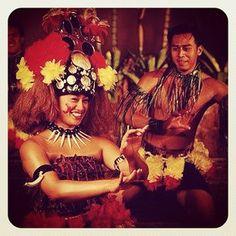 Samoan taupou