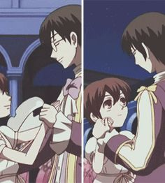 """Kyoya Be Like: """"Fine, You Can Have Her Now."""""""
