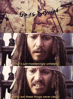 Johnny Depp is back as Captain Jack Sparrow! Everything We Know So Far About Pirates of The Caribbean Dead Men Tell No Tales Funny Movies, Good Movies, Jack Sparrow Quotes, Jack Sparrow Funny, Imagenes Dark, Citations Film, Johny Depp, Pirate Life, Captain Jack