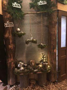 Ladder Decor, Home Decor, Christmas, Decoration Home, Room Decor, Home Interior Design, Home Decoration, Interior Design