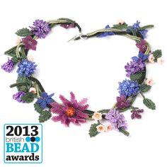 2013 British Bead Awards  Patricia Parker