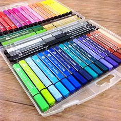 VIVCOR  Children Environmental Color Pen Art Marker Drawing Set Children Watercolor Pen Safe Non-toxic Water Washing Graffiti