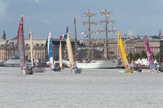 Bordeaux - Solitaire du Figaro - Credit Steve Le Clech - European Best Destinations @bdxlive