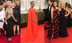 Faves from the Golden Globes 2014