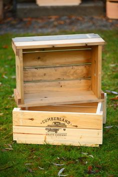 Cumberland Crate Company - Sold here at Saratoga Gifts!