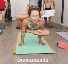 #omkarasana #kinoyoga #yoga   Omkarasana