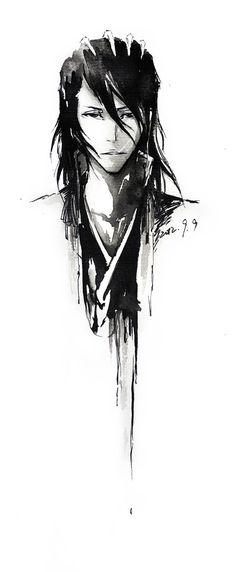 Anime/manga: Bleach Character: Byakuya