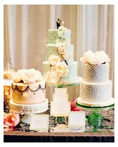 The Sweets-love the cake with the pearls