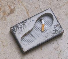 stomp ashtray