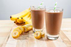New! Vega Protein Chocolate Banana Smoothie Recipe #VegaProteinSmoothie