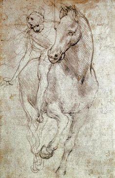 Sketch by Leonardo DiVinci