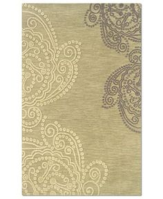 "MANUFACTURER'S CLOSEOUT! Sphinx Area Rug, Mandhal 85402 Henna 2'6"" x 8' Runner Rug - Shop All Sizes - Rugs - Macy's"