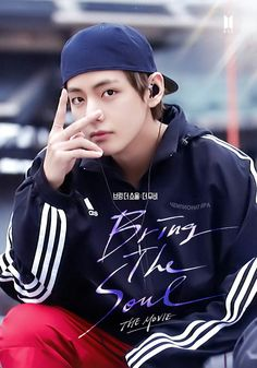 Bring The Soul The Movie Unofficial Poster Daegu, Bts Taehyung, Bts Bangtan Boy, V Bts Cute, I Love Bts, Billboard Music Awards, Kpop, V Bts Wallpaper, Bts Lockscreen