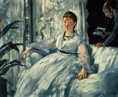 Reading, 1865 Giclee Print Poster by Edouard Manet Online On Sale at Wall Art Store – Posters-Print.com