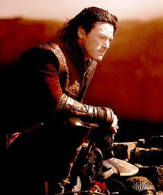 vlad tepes,Luke Evans in Dracula Untold