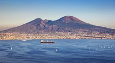 The Bay of Naples | Il Golfo di Napoli | da De Mi Ser