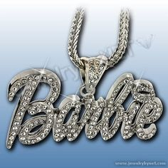 barbie jewelry | Barbie Nicki Minaj Barbie Necklace With Chain