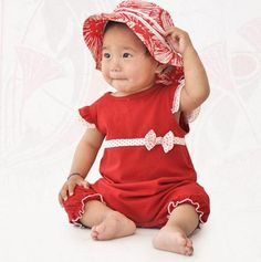 New summer bow hat set.  100% cotton,  baeby.co.uk