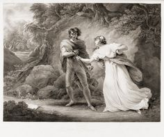 Shakespeare William -   A Collection of prints from pictures painted for the purpose of illustraing the dramatic works of Shakspeare by the artists of Great-Britain... London: published by John and Josiah Boydell [...] printed by W. Bulmer and co., 1803.